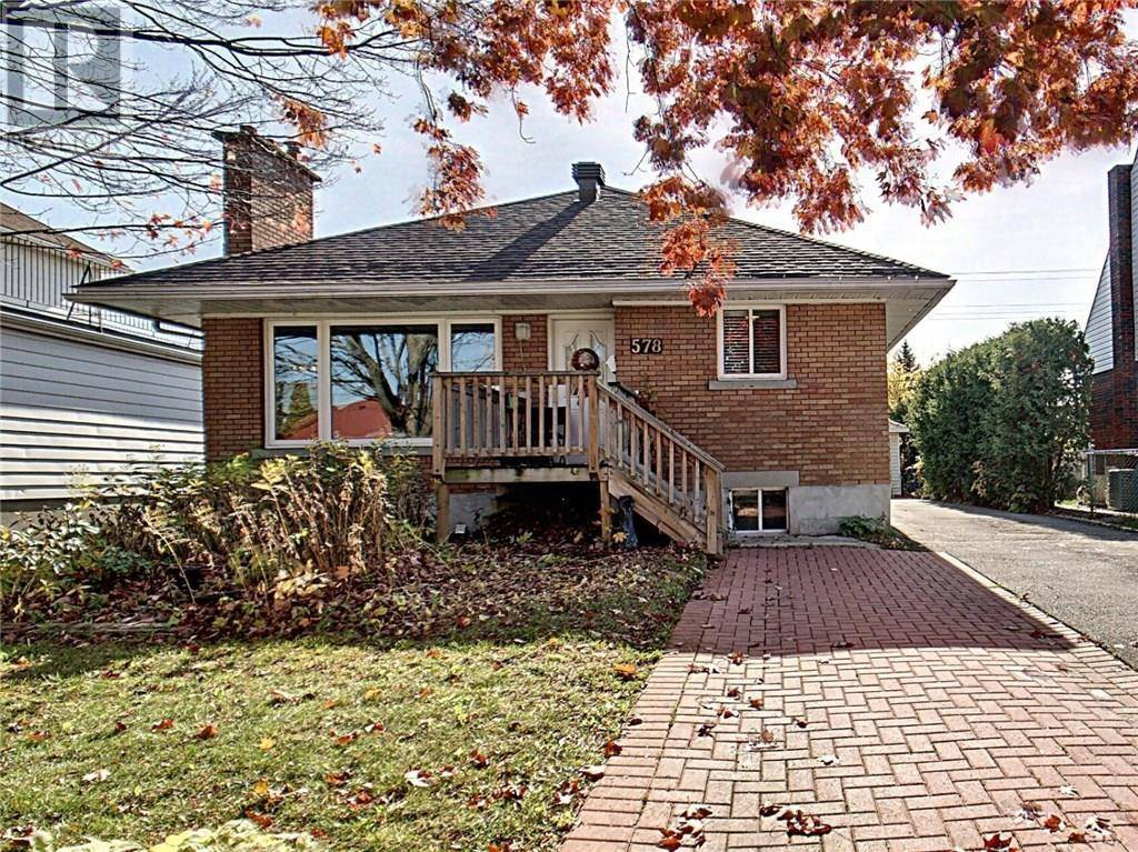 House for sale at 578 Wolffdale Cres Ottawa Ontario - MLS: 1174718