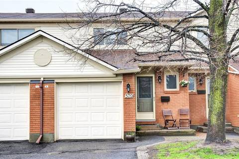 Townhouse for sale at 579 Canotia Pl Orleans Ontario - MLS: 1151331