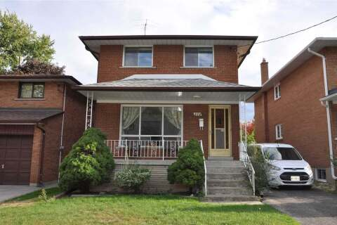 House for rent at 579 Horner Ave Toronto Ontario - MLS: W4934145