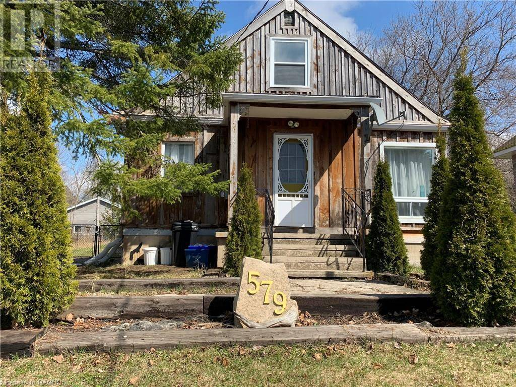 House for sale at 579 John St Wiarton Ontario - MLS: 248615