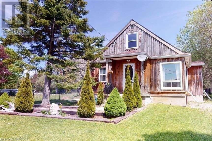 House for sale at 579 John St Wiarton Ontario - MLS: 261698