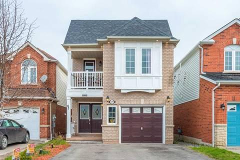 House for sale at 579 Pelletier Ct Newmarket Ontario - MLS: N4452221