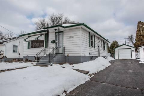 House for sale at 5793 Dixon St Niagara Falls Ontario - MLS: X4697287