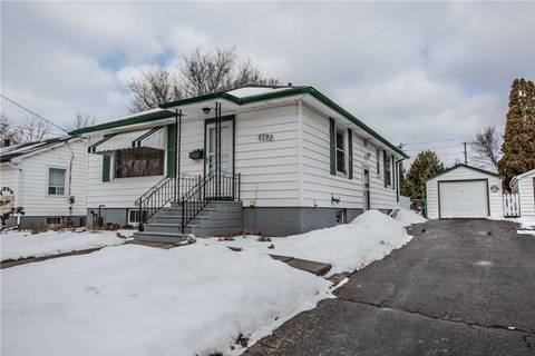 House for sale at 5793 Dixon St Niagara Falls Ontario - MLS: X4697287