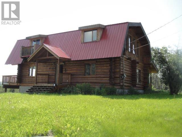 House for sale at 57964 Eakin Settlement Rd Burns Lake British Columbia - MLS: R2394567
