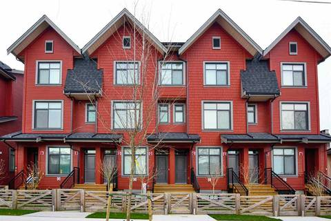 Townhouse for sale at 5799 Wales St Vancouver British Columbia - MLS: R2437514