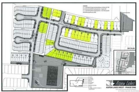 Commercial property for sale at 58 Ava Cres Blackfalds Alberta - MLS: CA0192620