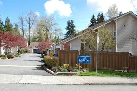 Townhouse for sale at 1235 Lasalle Pl Unit 58 Coquitlam British Columbia - MLS: R2419100