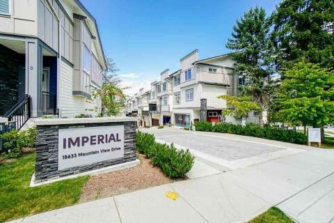 Townhouse for sale at 15665 Mountain View Dr Unit 58 Surrey British Columbia - MLS: R2485220