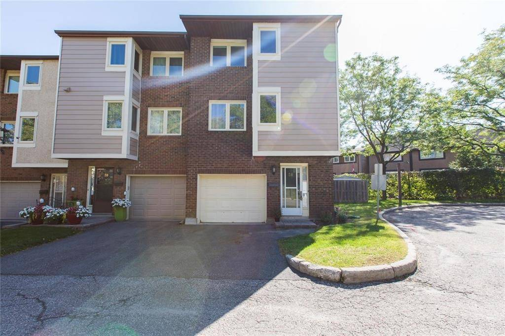 Townhouse for sale at 200 Owl Dr Unit 58 Ottawa Ontario - MLS: 1169871