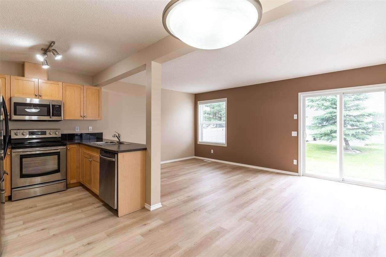 Townhouse for sale at 230 Edwards Dr SW Unit 58 Edmonton Alberta - MLS: E4205304