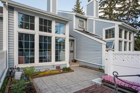 Townhouse for sale at 28 Berwick Cres Northwest Unit 58 Calgary Alberta - MLS: C4245968