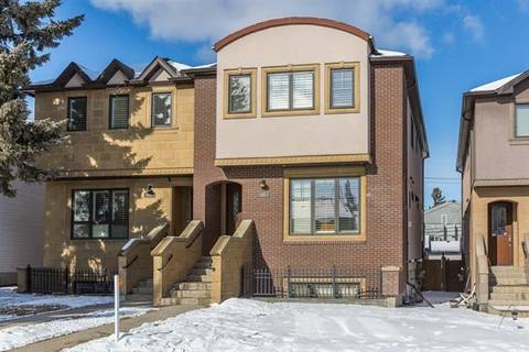 Townhouse for sale at 58 31 Ave Southwest Calgary Alberta - MLS: C4288444