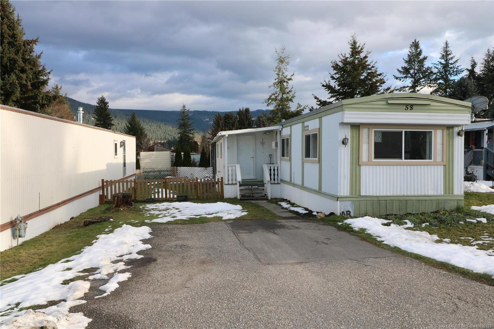 Residential property for sale at 3350 10 Ave Northeast Unit 58 Salmon Arm British Columbia - MLS: 10220122
