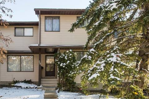 Townhouse for sale at 380 Bermuda Dr Northwest Unit 58 Calgary Alberta - MLS: C4270755