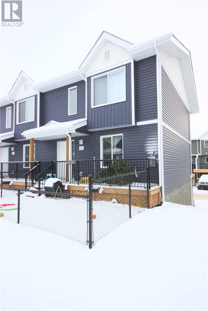Townhouse for sale at 401 Athabasca Dr Unit 58 Fort Mcmurray Alberta - MLS: fm0185647