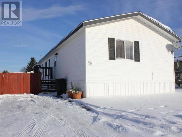 Buliding: 404 6 Avenue Northwest, Slave Lake, AB