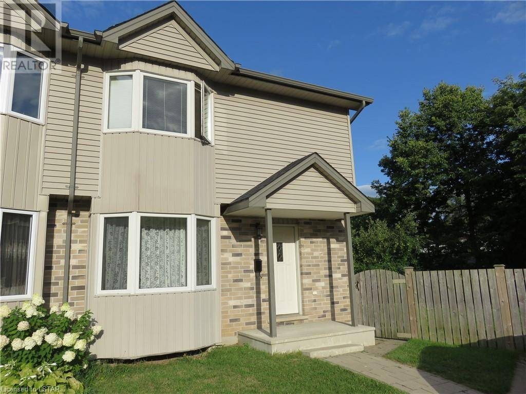 Townhouse for sale at 5 Smith St Unit 58 London Ontario - MLS: 219027