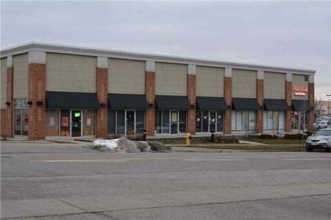Commercial property for lease at 50 Karachi Dr Apartment 58 Markham Ontario - MLS: N4814789