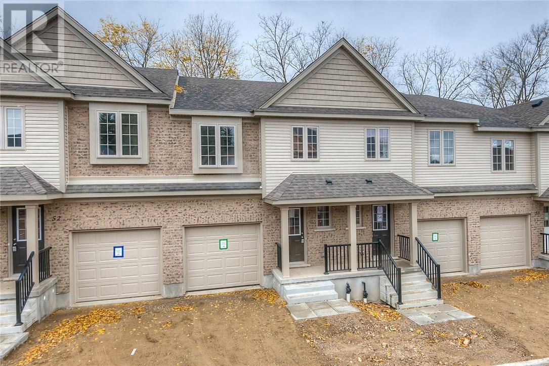 Removed: 58 - 50 Pinnacle Drive, Kitchener, ON - Removed on 2018-12-05 04:42:08