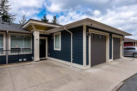 Townhouse for sale at 6026 Lindeman St Unit 58 Chilliwack British Columbia - MLS: R2449610