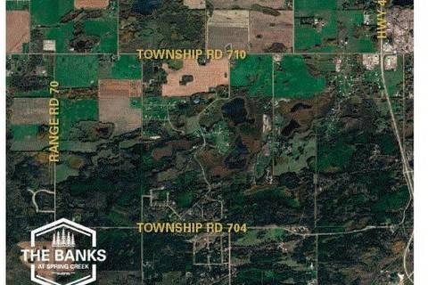 Residential property for sale at 704016 Range Road 70  Unit 58 Grande Prairie, County Of Alberta - MLS: GP130295