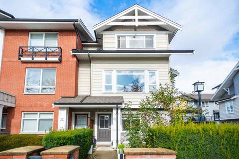 Townhouse for sale at 9551 Ferndale Rd Unit 58 Richmond British Columbia - MLS: R2413833