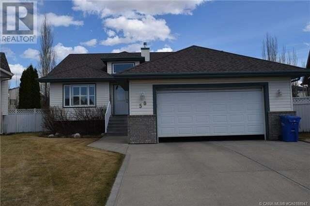 House for sale at 58 Abraham Cs Red Deer Alberta - MLS: CA0188947