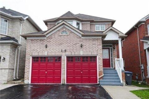 House for rent at 58 Albright Rd Brampton Ontario - MLS: W5003378