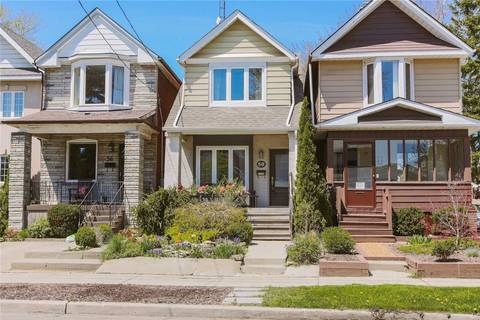 House for sale at 58 Aldwych Ave Toronto Ontario - MLS: E4489469