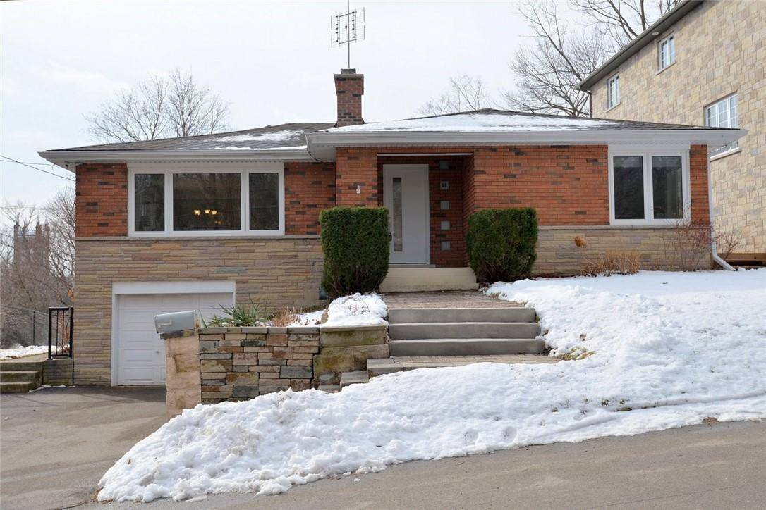 House for sale at 58 Alma St Dundas Ontario - MLS: H4072190