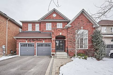 House for sale at 58 Anjac Cres Markham Ontario - MLS: N4682082