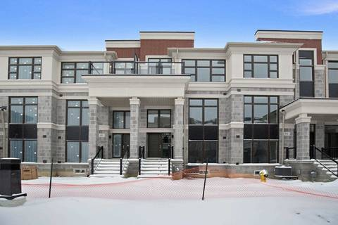 Townhouse for sale at 58 Armillo Pl Markham Ontario - MLS: N4681168