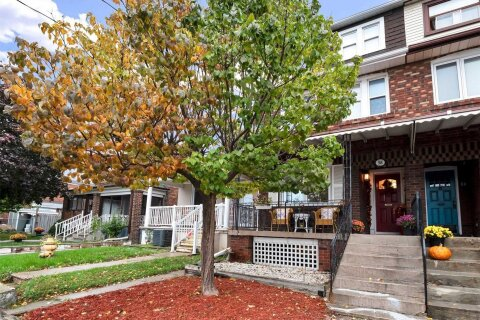 Townhouse for sale at 58 Ashbury Ave Toronto Ontario - MLS: C4956744