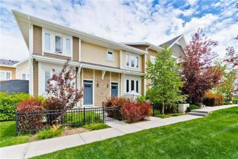 Townhouse for sale at 58 Auburn Bay Cs SE Calgary Alberta - MLS: A1019947