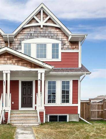 Townhouse for sale at 58 Auburn Crest Pl Southeast Calgary Alberta - MLS: C4243852
