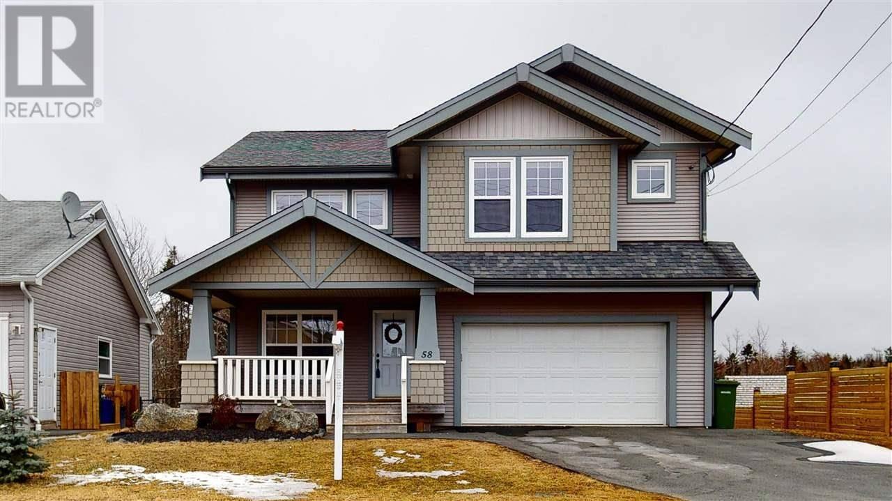 House for sale at 58 Beachstone Dr Halifax Nova Scotia - MLS: 202004713