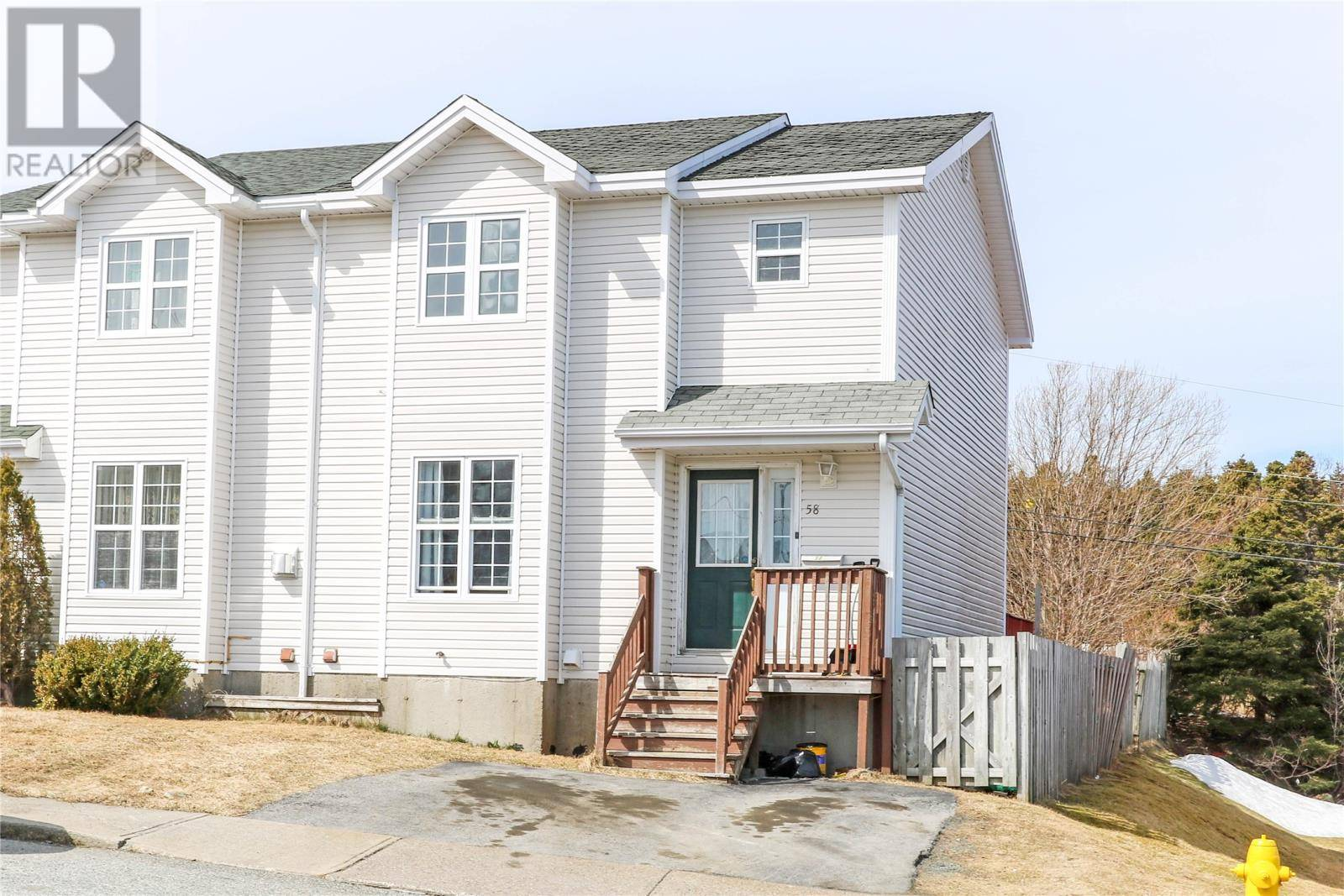 House for sale at 58 Beothuck St St. John's Newfoundland - MLS: 1211473