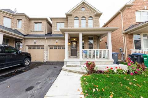 Townhouse for sale at 58 Borrelli Dr Brampton Ontario - MLS: W4960156