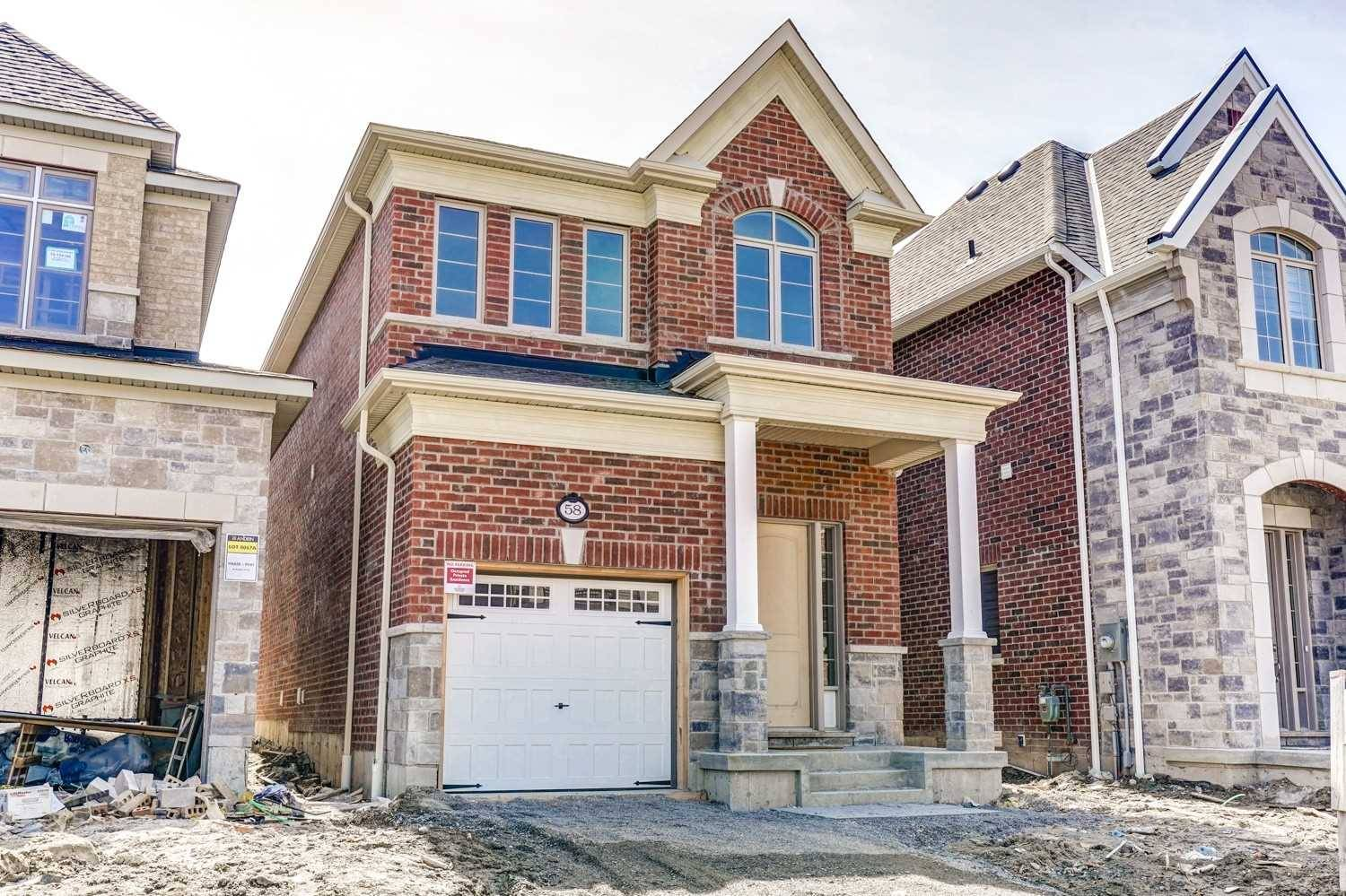 House for sale at 58 Brabin Circ Whitby Ontario - MLS: E4472233