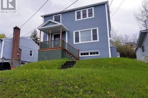 House for sale at 58 Brookfield Ave Corner Brook Newfoundland - MLS: 1197695
