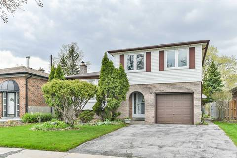 House for sale at 58 Broomfield Dr Toronto Ontario - MLS: E4442733