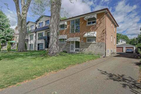Townhouse for sale at 58 Burlingame Rd Toronto Ontario - MLS: W4790720