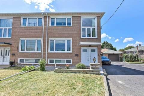 Townhouse for sale at 58 Chalkfarm Dr Toronto Ontario - MLS: W4814126