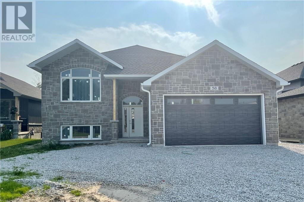 House for sale at 58 Chesley St Southampton Ontario - MLS: 40027126