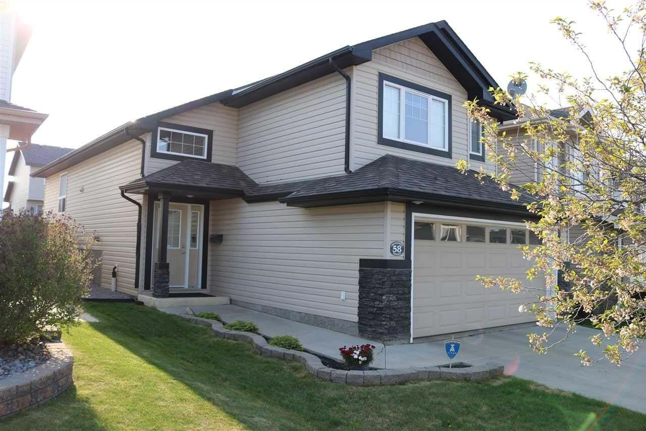 House for sale at 58 Chestermere Cr Sherwood Park Alberta - MLS: E4191131