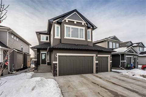 House for sale at 58 Cimarron Springs Circ Okotoks Alberta - MLS: C4284676