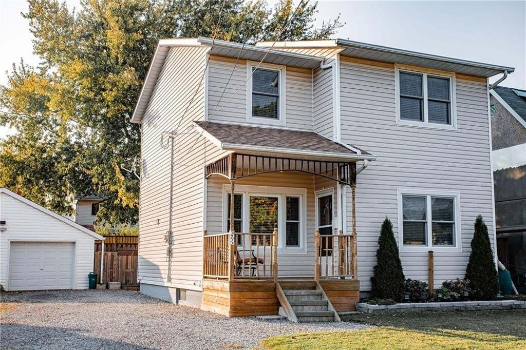 House for sale at 58 Clifford Ave Welland Ontario - MLS: 40031744