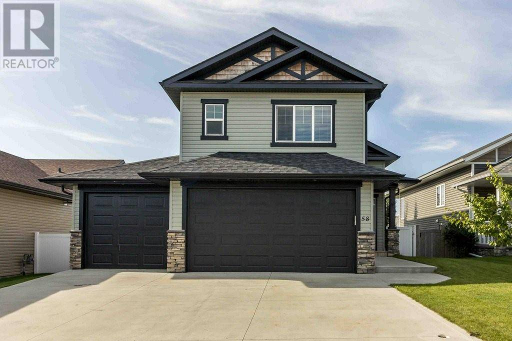 House for sale at 58 Coleman Cres Blackfalds Alberta - MLS: ca0177045