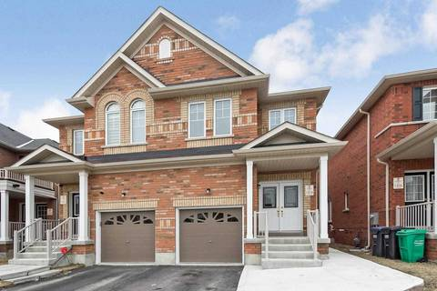 Townhouse for sale at 58 Cookview Dr Brampton Ontario - MLS: W4410734